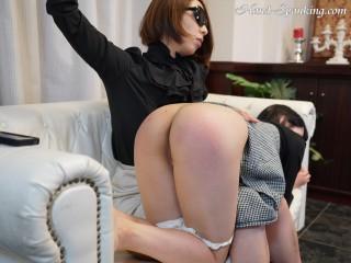 お嬢様とSP/教育係