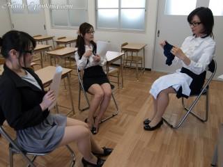 教師のミーティング
